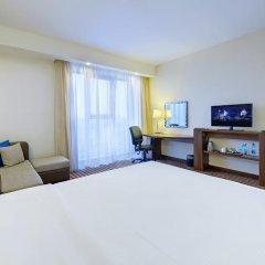 Гостиница Hampton by Hilton Волгоград Профсоюзная 4* Стандартный номер с различными типами кроватей фото 24