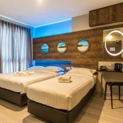 Fragrance Hotel - Selegie 3* Бунгало с различными типами кроватей фото 2