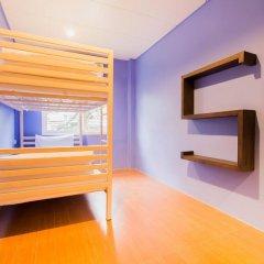 Отель At smile house 2* Стандартный номер с двухъярусной кроватью фото 3
