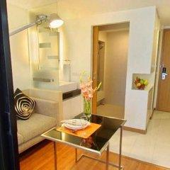 Отель Citadines Bangkok Sukhumvit 8 4* Студия Делюкс