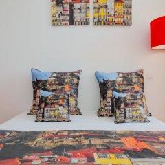 Апартаменты Charm Apartments Porto Студия разные типы кроватей фото 7