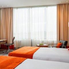 Рэдиссон Блу Шереметьево (Radisson Blu Sheremetyevo Hotel) 5* Стандартный номер с разными типами кроватей фото 3