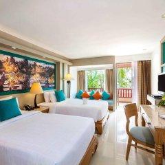 Отель Novotel Phuket Resort 4* Номер Делюкс с 2 отдельными кроватями