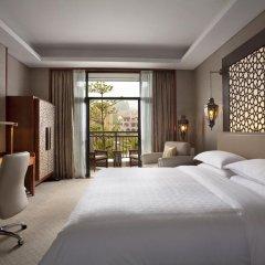 Отель Sheraton Qingyuan Lion Lake Resort 4* Номер Делюкс с различными типами кроватей фото 4