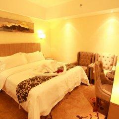 Shenzhen Renshanheng Hotel 4* Номер категории Эконом фото 4