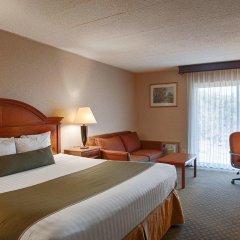 Отель Best Western Capital Beltway 3* Стандартный номер фото 5