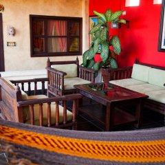 Hotel Camino Maya балкон