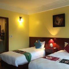 Fansipan View Hotel 3* Номер Делюкс с различными типами кроватей