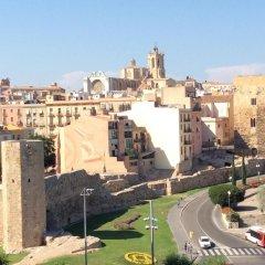 Отель Tarraco Park Tarragona балкон