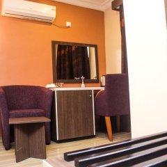 Отель Visa Karena Hotels 3* Номер Делюкс с различными типами кроватей фото 10