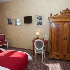 Hotel Justus 4* Люкс с различными типами кроватей фото 2
