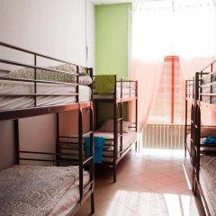 Hostel Lastochka Кровать в общем номере с двухъярусной кроватью фото 10