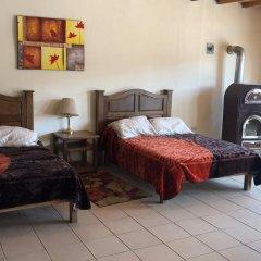 Hotel Doña Crucita 2* Номер с общей ванной комнатой с различными типами кроватей (общая ванная комната) фото 9