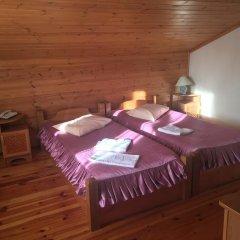 Гостиница Smerekova Khata Стандартный номер разные типы кроватей