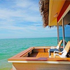 Отель Sunset Village Beach Resort 4* Бунгало Премиум с различными типами кроватей фото 7