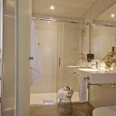 Отель Hostal Benidorm Стандартный номер с различными типами кроватей фото 15