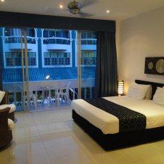 Отель East Suites Улучшенный номер с различными типами кроватей фото 2