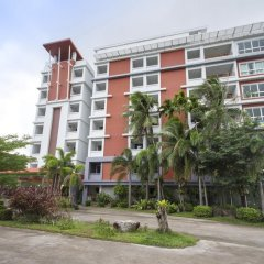 Santiphap Hotel & Villa 3* Стандартный номер с различными типами кроватей фото 12