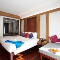 Отель Tup Kaek Sunset Beach Resort 3* Номер Делюкс с различными типами кроватей фото 21