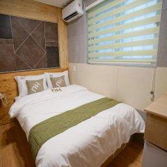 Отель D.H Sinchon Guesthouse 2* Стандартный номер с различными типами кроватей фото 3