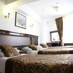 Kuran Hotel International 3* Люкс с различными типами кроватей фото 2