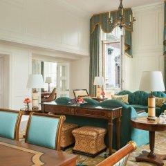 Гостиница Four Seasons Lion Palace St. Petersburg 5* Люкс с разными типами кроватей фото 4