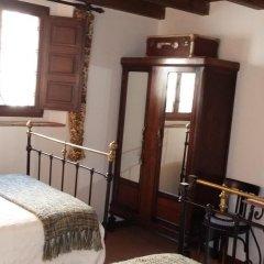 Отель El secreto del Castillo Мадеруэло удобства в номере