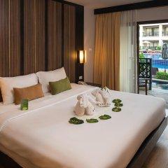 Отель Deevana Patong Resort & Spa 4* Номер Делюкс с двуспальной кроватью фото 7