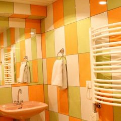Отель Velga Вильнюс ванная фото 2