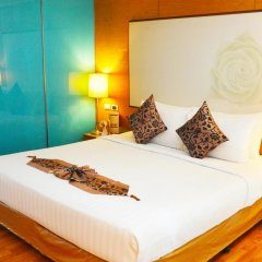 I Residence Hotel Silom 3* Полулюкс с различными типами кроватей фото 7