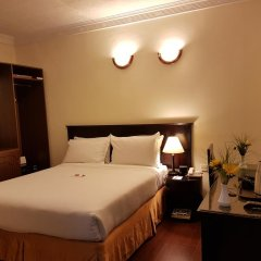 Отель Al Jawhara Metro Дубай комната для гостей фото 4