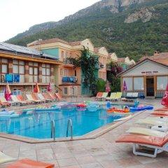 Turk Hotel бассейн фото 2