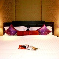 Shanghai Mansion Bangkok Hotel 4* Номер Делюкс с различными типами кроватей фото 8
