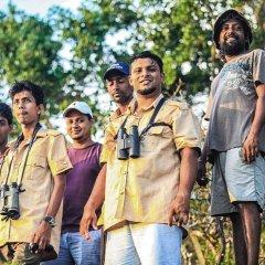 Отель Yala Safari Camping Шри-Ланка, Катарагама - отзывы, цены и фото номеров - забронировать отель Yala Safari Camping онлайн спортивное сооружение