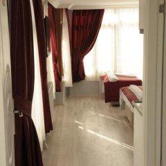 Отель Sunrise Istanbul Suites 5* Студия с различными типами кроватей фото 19