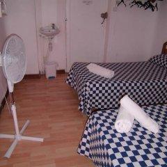 Отель Pension Lemus Стандартный номер с двуспальной кроватью (общая ванная комната) фото 14
