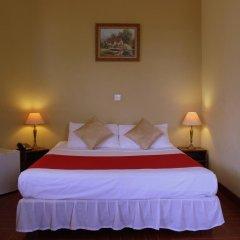 Отель The Ocean Pearl 3* Стандартный семейный номер с двуспальной кроватью фото 2