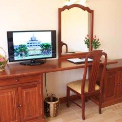 City Angkor Hotel 3* Улучшенный номер с двуспальной кроватью фото 3