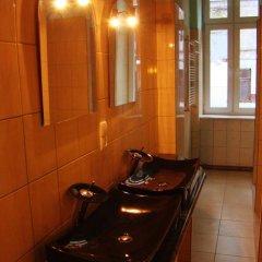 Отель Hostelik Wiktoriański Стандартный номер с различными типами кроватей (общая ванная комната) фото 12