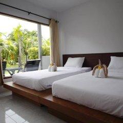 Отель Again At Naiharn Beach Resort 4* Улучшенный номер фото 2