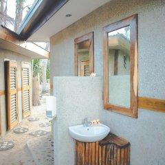 Отель Barefoot Manta Island 3* Кровать в общем номере с двухъярусной кроватью