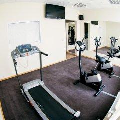 Гостиница Park Inn Астрахань фитнесс-зал