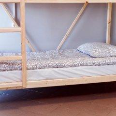 Hostel Lastochka Кровать в общем номере с двухъярусной кроватью фото 2