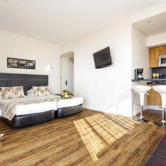 Отель Pestana Alvor Atlântico Residences 3* Улучшенная студия с различными типами кроватей