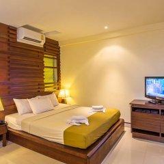 Отель Lanta Pura Beach Resort 3* Улучшенный номер с различными типами кроватей фото 8