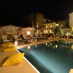 Marge Hotel Турция, Чешме - отзывы, цены и фото номеров - забронировать отель Marge Hotel онлайн бассейн фото 2