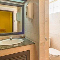 Krabi City Seaview Hotel 2* Номер категории Эконом с различными типами кроватей фото 3