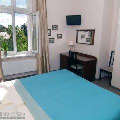 Отель Pensyonat Sopocki Сопот комната для гостей фото 3