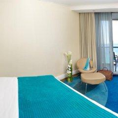 Radisson Blu Hotel, Nice 4* Стандартный номер с различными типами кроватей фото 10