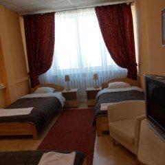 Отель SCSK Żurawia Стандартный номер с различными типами кроватей фото 7